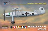 Lukgraph  1/32 Focke-Wulf Fw 56 Stosser LUK32006