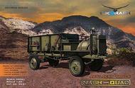 Lukgraph  1/35 Nash-Quad Artillery truck LUK35001