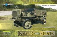 Lukgraph  1/48 Nash Quad Ammunition Truck LUK48001