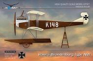 Lukgraph  1/48 Hansa Brandenburg type NW: German Service LUK48003