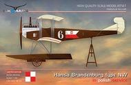 Lukgraph  1/48 Hansa Brandenburg type NW: Polish Service LUK48004