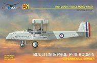 Lukgraph  1/72 Boulton & Paul P-12 Bodmin LUK72001
