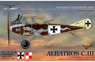 Lukgraph  1/72 Albatros C.III LUK72004