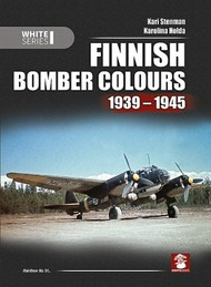 Finnish Bomber Colours 1939-1945  #MMP1036