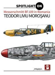 MMP Publishing  No Scale Messerschmitt Bf.109 in Romania MMP1050