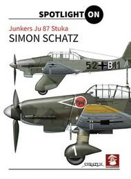 MMP Publishing  No Scale Junkers Ju 87 Stuka: Spotlight ON MMP1135