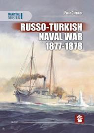 MMP Publishing  No Scale Russo-Turkish Naval War 1877-1878 MMP1364