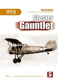 MMP Publishing  No Scale Gloster Gauntlet MMP1616