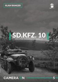 MMP Publishing  No Scale Camera On: Sd.Kfz. 10 Leichter Zugkraftwagen 1t MMP1746
