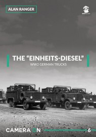 """The """"Einheits-diesel"""" WW2 German Trucks  #MMP1838"""