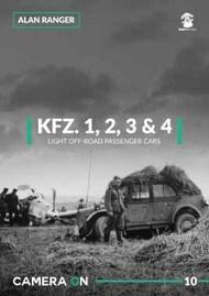 MMP Publishing  No Scale Camera On #10: Kfz. 1, 2, 3 & 4. Light Off-road Passenger Cars MMP1876