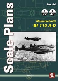 Messerschmitt Bf.110 A-D #MMP1920