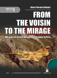 MMP Publishing  No Scale From the Voisin to the Mirage MMP1931
