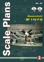 Messerschmitt Bf.110 F-G #MMP1937