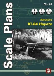 Nakajima Ki-84 Hayate  #MMP1975