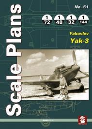 Yakovlev Yak-3  #MMP8006