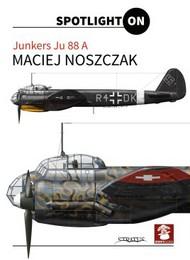 MMP Publishing  No Scale Junkers Ju.88 A MMP8037