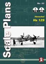 Henschel Hs.129 #MMP8105