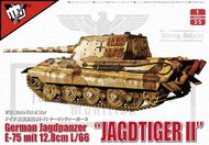 Modelcollect  1/35 E-75 jagdtiger II with 128mm gun MDO35003