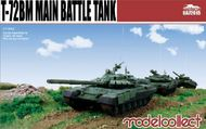 Soviet T-72 BA Main battle tank #MDO72015