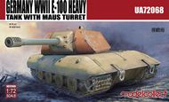 E-100 Heavy Tank with Mouse turret Germany WWII #MDO72068