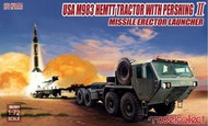 US Army M983 HEMTT Tractor w/Pershing II Missile Erector Launcher #MDO72077
