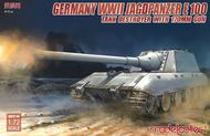 German WWII Jagdpanzer E-100 Tank destroyer with 170mm gun #MDO72116