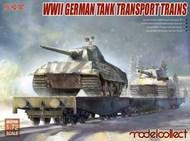 WW2 Tank Transport Trains #MDO72158