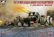 Fist of War German E-100 Ausf.Secchsfubler 'WOTAN' #MDO72159