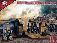 Fist of War German P.300 Armored Transporter 'Tragerkreuzer' #MDO72161