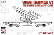 WW2 German V1 Missile Railway Car #MDO72171