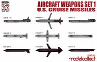 Aircraft weapons set 1 U.S.cruise missiles #MDO72204