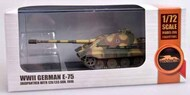 Modelcollect  1/72 WWII German E-75 Jagdpanther Tank w/128/L55 Gun 1946 (Assembled Plastic) MDOAS72109