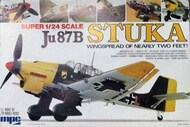 MPC  1/24 Collection - Junkers Ju.87B (still in Shink Warp) MPC3506