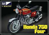 MPC  1/8 Honda 750 Four Motorcycle MPC827