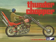 MPC  1/8 Thunder Chopper Custom Motorcycle MPC835