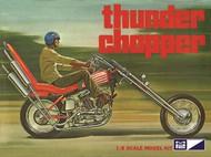 MPC  1/8 Thunder Chopper Custom Motorcycle MPC835