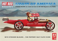 """MPC  1/18 Stroker McGurk Ghost of America Flying Car (11""""L) MPC866"""