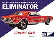 MPC  1/25 Dyno Don Cougar Eliminator Funny Car MPC889