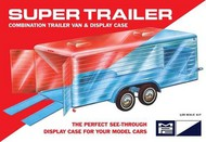 MPC  1/25 Super Display Case Trailer MPC909