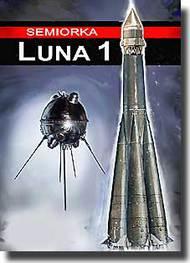 Mach 2  1/72 Luna 1 Carrier Rocket MAC012