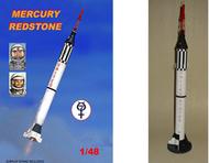 Mach 2  1/48 Mercury Redstone MACHL030