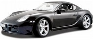 Maisto  1/18 Porsche Cayman S (Black) MAI31122BLK