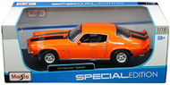 Maisto  1/18 1971 Chevrolet Camaro (Orange) MAI31131ORG
