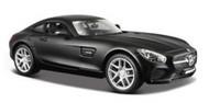 Maisto  1/24 Mercedes AMG GT (Black) MAI31134BLK