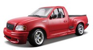 Maisto  1/18 Ford SVT F150 Lightning Pickup Truck w/Surfboards (Red) MAI31141RED