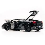 Maisto  1/18 2007 Lamborghini Gallardo Superleggera (Black) MAI31149BLK