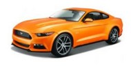 Maisto  1/18 2015 Ford Mustang (ORG) MAI31197ORG