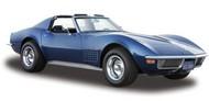 Maisto  1/24 1970 Corvette (Met. Blue) MAI31202BLU