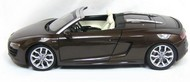 Maisto  1/24 Audi R8 Spyder Convertible (Met. Brown) (D)<!-- _Disc_ --> MAI31204BRN